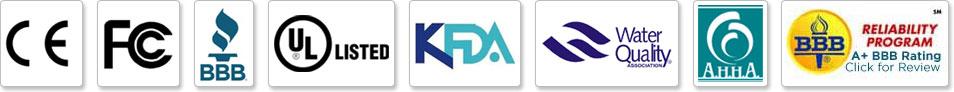 AlkaViva-Ionizzatori-Filtri-acqua-certificazioni